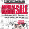 Harvey Norman Annual Warehouse Sale