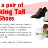 T3 Mag Walking Tall Shoes Promotion