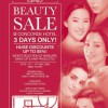 L'Oreal Beauty Sale @ Concorde Hotel