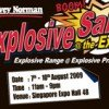 Harvey Norman Explosive Sale @ Singapore Expo