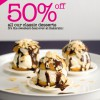 Bakerzin August Dessert Promotion