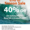Ocean Minded End Season Storewide Sale