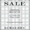 Burberry Sale in Expo