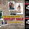 Fox Fashion and Pumpkin Patch Outlet Sale
