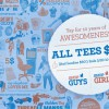 Threadless.com $10 Tees Promotion