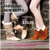 New Look Footwear and Tights Promo