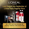 Free Makeover and Massage with L'Oreal Paris at OG