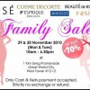 KOSE Friends and Family Sale