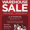 New Balance Massive Warehouse Sale