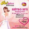 Hotel Re! Retro 80s Wedding Show