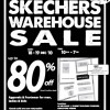 SKECHERS Warehouse Sale
