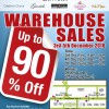 Ginvera and Bio-Essence Warehouse Sale