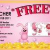 Carrefour Gift Voucher Redemption