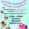Hotel Re Valentine Day Promotion
