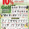 Isetan Golf Sale