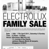 Electrolux Family Sale 2011