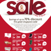 Mothercare Great Singapore Sale 2011