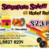 Hotel Re! Great Singapore Sale 2011 Re!Wine Combo
