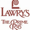 Lawry's The Prime Rib DBS and POSB Credit Card Promotion