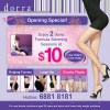 dorra™ Slimming Outlets Opening Promotion