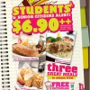Manhattan Fish Market Student Deals