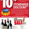 Carrefour POSB Everyday 10% Off + Wine Warehouse Sale