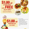 New Zealand Natural Hot Food and Ice-Cream Promo
