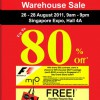 MPH Books Warehouse Sale