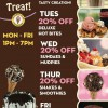 Marble Slab Creamery Happy Hour Treats @ Iluma