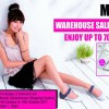 Mitju Warehouse Sale