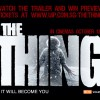 "Win Preview Tickets to ""The Thing"" Movie"