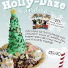 Ben & Jerry's Holly-Daze Promo