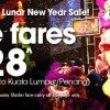 Jetstar Post Lunar New Year Sale