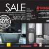 Sansei Bathroom Products Sale, Up To 50% Discounts