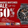 TIMEX Warehouse Sale