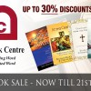 Bethesda Book Centre Easter Sale Promotion