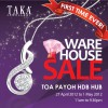 Taka Jewellery Warehouse Sale 2012
