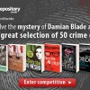Book Depository Contest, One Winner To 50 Crime & Mystery Books