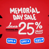 Threadless Memorial Day Sale, 25% Off Designer Tees