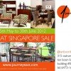 Journey East GSS Sale, Vintage Chic Furniture Bargains