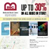 Bethesda Book Centre June Promotion, Up To 30% Off Books