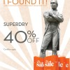 Superdry 40% Off