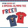 Paul Frank Special Edition Olympic Tee Promo