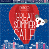 Great Summer Sale @ Parco Marina Bay