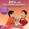 Swensen's 33% Off Sundaes