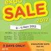 CROCS Expo Sale 2012