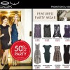 New Look 50% Party Wear Sale