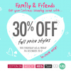 Cotton On Family and Friends Sale