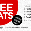 Air Asia FREE Seats Promotion