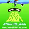 Ben & Jerry's FREE Cone Day 2013, Ice Cream For All